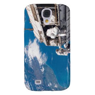Astronauts participate in extravehicular activi 2 galaxy s4 case