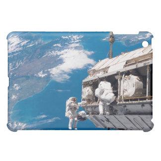 Astronauts participate in extravehicular activi 2 iPad mini cases