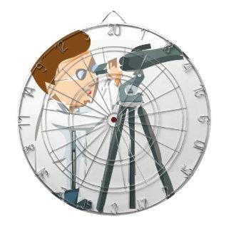 Astronomer Dartboard