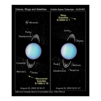 Astronomers have discovered two of the smallest mo poster