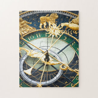 Astronomical Clock Puzzle