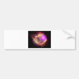 Astronomical wonder bumper sticker