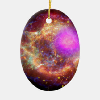 Astronomical wonder christmas ornament