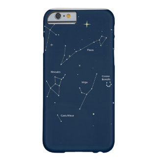 astronomy background barely there iPhone 6 case