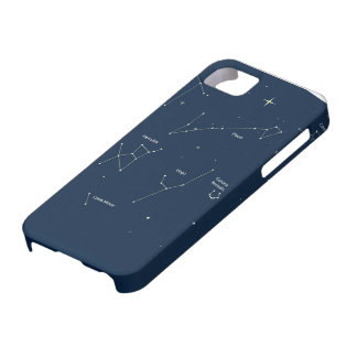 astronomy background iPhone 5 cover