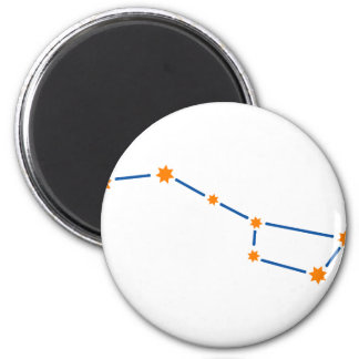 astronomy-bear-great-2 6 cm round magnet