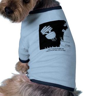 Astronomy Cartoon 9209 Doggie T-shirt