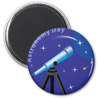 astronomy day design refrigerator magnets