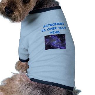ASTRONOMY DOG TEE