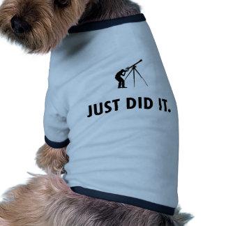 Astronomy Doggie T-shirt