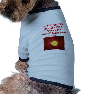 ASTRONOMY PET CLOTHES