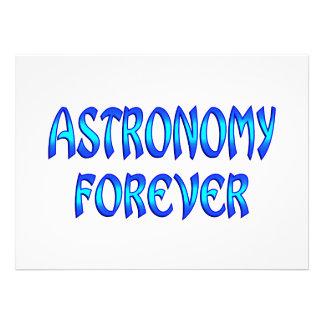Astronomy Forever Invites