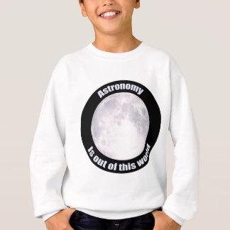 Astronomy Full Moon Sweatshirt