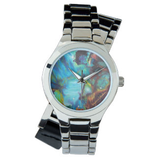Astronomy Gift! Galaxies, Nebulas, Stars, Comets Wrist Watches
