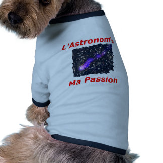 ASTRONOMY MY PASSION 1 PNG DOGGIE TSHIRT