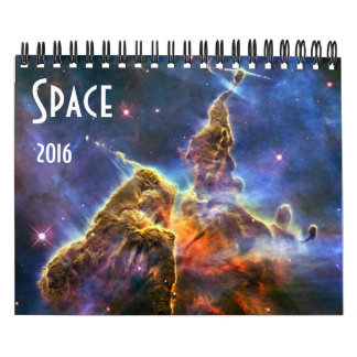 Astronomy NASA Space Universe Galaxy 2016 Calendars