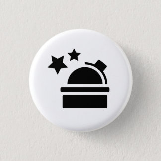 Astronomy Pictogram Button