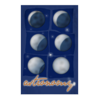 Astronomy. Poster