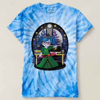 Astronomy Princess in Glasses! T-Shirt