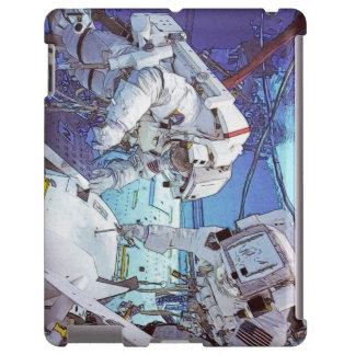 Astronots Scene ipad case