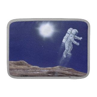 Astronuat above Mercury MacBook Sleeves