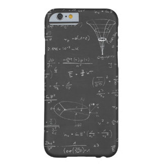 Astrophysics diagrams and formulas barely there iPhone 6 case