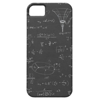 Astrophysics diagrams and formulas case for the iPhone 5