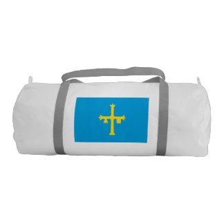 Asturias Flag Gym Duffel Bag
