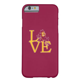 ASU Love Barely There iPhone 6 Case