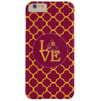 ASU Love | Quatrefoil Pattern Barely There iPhone 6 Plus Case