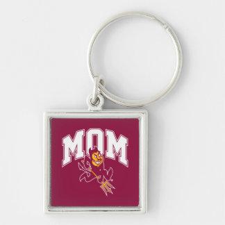 ASU Mom Key Ring