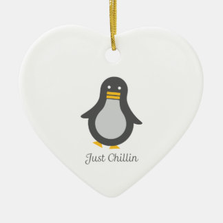 Asv Penguin Christmas Ornament