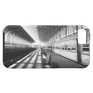 Aswan Egypt, Interior of Aswan Dam Train Station iPhone 5 Covers