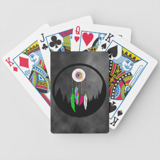 Asylum Apparel Logo Bicycle Playing Cards
