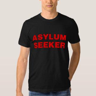 ASYLUM SEEKER T SHIRT