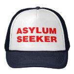 ASYLUM SEEKER TRUCKER HAT