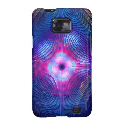 Asymptotic Groove Galaxy S2 Cases