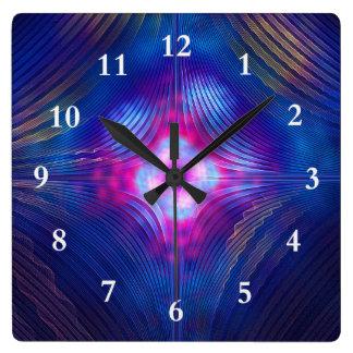 Asymptotic Groove Clock