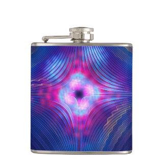 Asymptotic Groove Flask