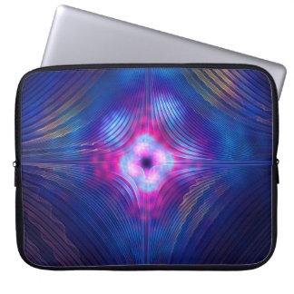 Asymptotic Groove Laptop Computer Sleeve
