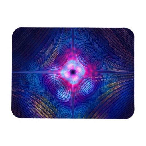 Asymptotic Groove Flexible Magnet