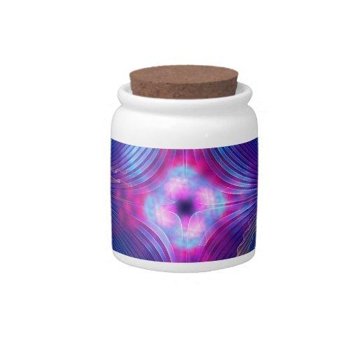 Asymptotic Groove Candy Jars