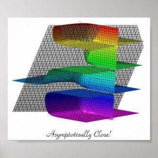 Asymptotically Close! Poster