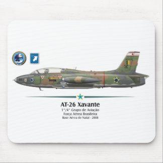 AT-26 Xavante - Brazilian Air Force - BAF Mouse Mat