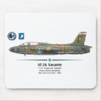 AT-26 Xavante - Força Aérea Brasileira - FAB Mouse Pads