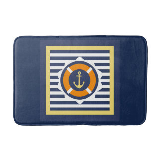 At Anchor Bath Mat
