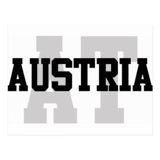 AT Austria Postcard