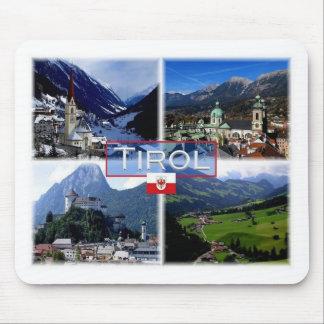 AT Austria . Tirol - Tyrol - Innsbruck - Mouse Mat