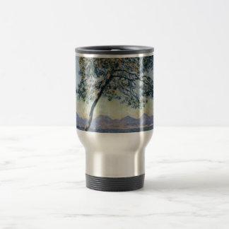 At Cap d Antibes by Claude Monet Coffee Mug
