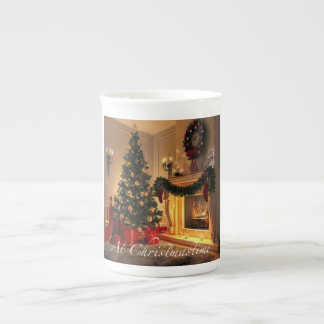 At Christmastime Cover Art Collectible Mug